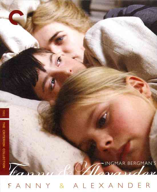 FANNY AND ALEXANDER BY AHLSTEDT,BORJE (Blu-Ray)